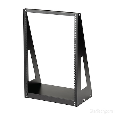 Heavy Duty 2-Post Rack - 16U