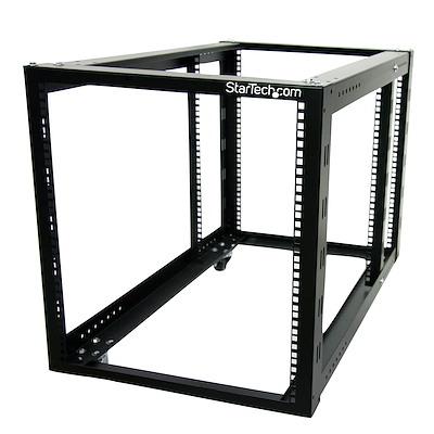 12u 4 Post Server Open Rack Cabinet Server Racks
