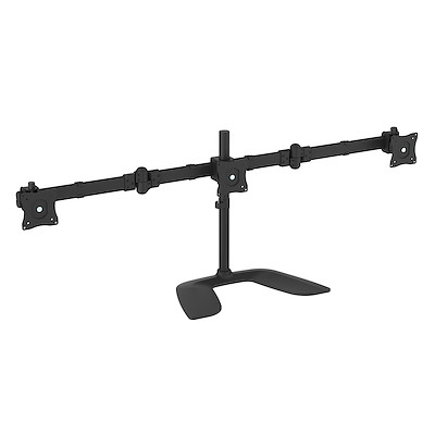 Triple-Monitor Desktop Stand - Articulating