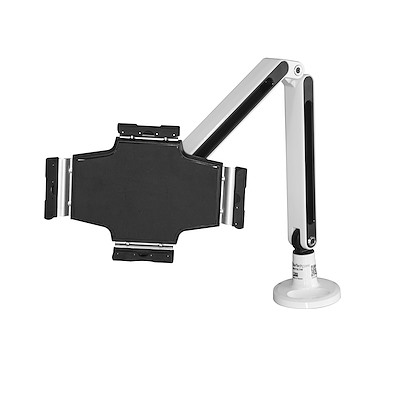 Desk-Mount Tablet Arm - Articulating - For iPad or Android