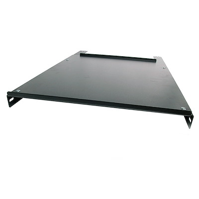Black Deep Fixed Server Rack Cabinet Shelf for the 7236CABINET