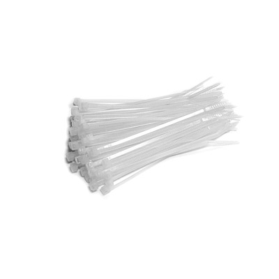 Selected 3in Nylon Cable Ties - 1000 Pack