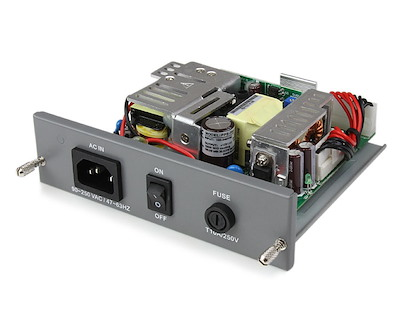 Redundant 200W Media Converter Chassis Power Supply Module for ETCHS2U