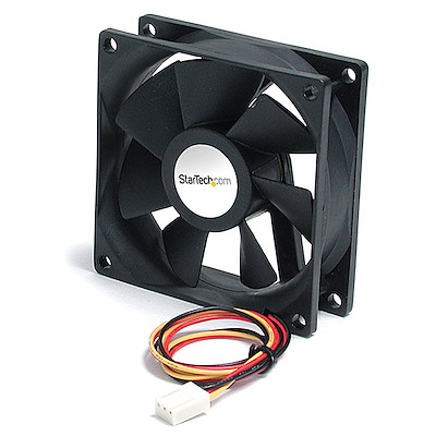 92x25mm Ball Bearing Quiet Computer Case Fan w/ TX3 Connector
