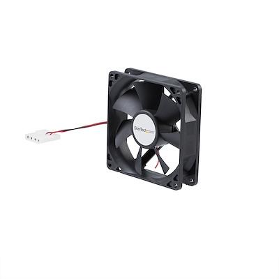 Ventilateur pour PC à Deux Roulements à Billes - Connecteur LP4 - 92mm