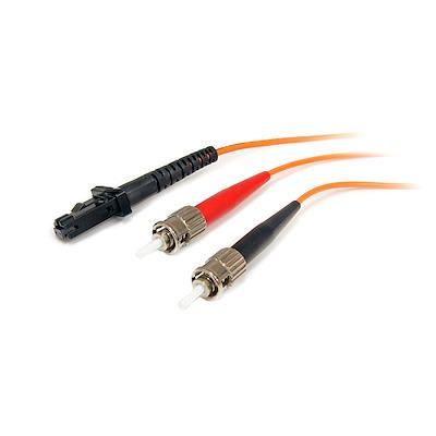 Selected Multimode Duplex Fiber Cable (MT-RJ-ST)