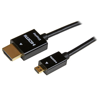 5 m actieve high-speed HDMI-kabel - HDMI-naar-HDMI Micro - M/M