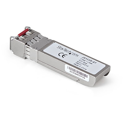 HPE J9153D Compatible SFP+ Module - 10GBASE-ER - 10GbE Single Mode  Fiber Optic Transceiver - 10GE Gigabit Ethernet SFP+ - LC 40km - 1550nm - DDM HPE 2530, 2540, 2910al