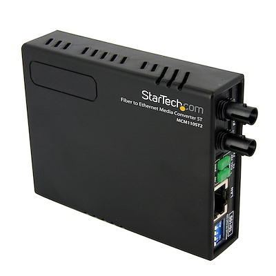 Selected 10/100 Multimode Fiber Ethernet Media Converter (ST)