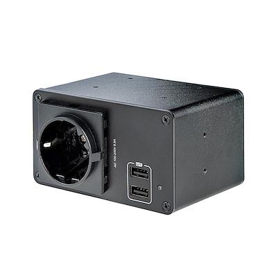 Steckdosenmodul für Konferenztisch-Konnektivitätsbox