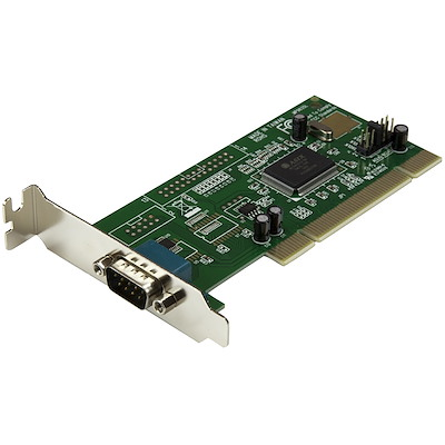 Selected Low Profile PCI Serial Card (RS232) (16550 UART)