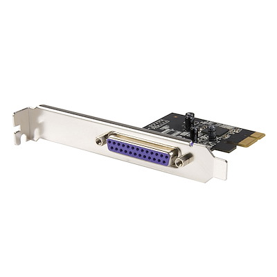 Selected Dual Profile PCI Express Parallel Adapter Card -  SPP/EPP/ECP