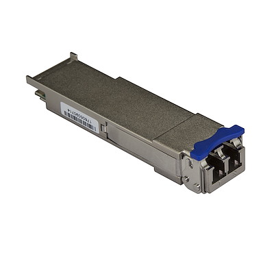 MSA Uncoded QSFP+ Module - 40GBASE-LR4 - 40GbE Single Mode Fiber (SMF) Optic Transceiver - 40GE Gigabit Ethernet QSFP+ - LC 10km - 1270nm to 1330nm - DDM