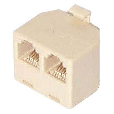 Selected Gallery Image 1 for RJ11SPLITTER