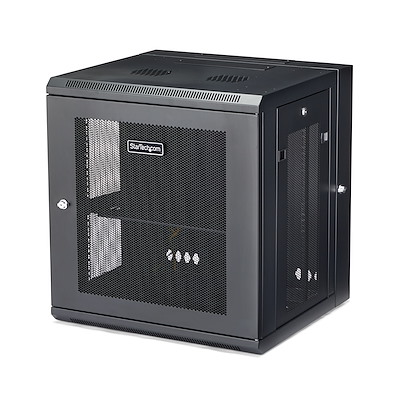 12u Wall Mount Network Cabinet 16in Deep Server Racks