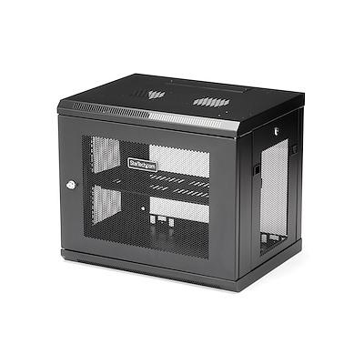 "Armadio per Server Rack Montabile a Parete 9U - fino a 15"" (38,1cm) di profondità"