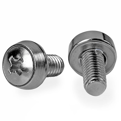 M6 x 12mm - Mounting Screws - 100 Pack