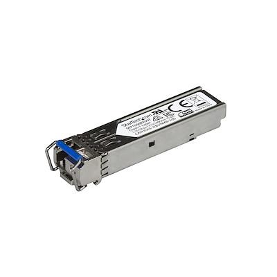 MSA Uncoded SFP Transceiver Module - 1000BASE-BX - 10 GbE Gigabit Ethernet BiDi Fiber (SMF) (SFP1000BXUST)