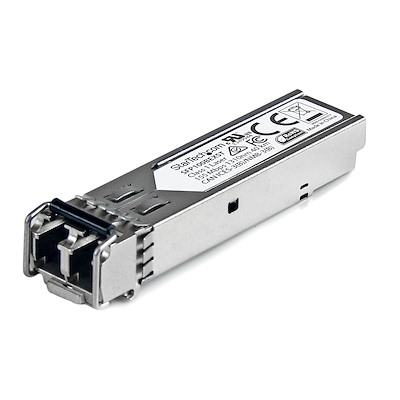 MSA Uncoded SFP Module - 100BASE-EX - 100MbE Single Mode Fiber (SMF) Optic Transceiver - 100Mb Ethernet SFP - LC 40km - 1310nm - DDM