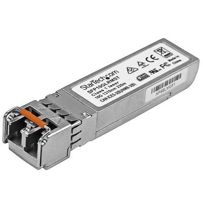 Cisco SFP-10G-LRM Compatible SFP+ Module - 10GBASE-LRM - 10GbE Multimode Fiber MMF Optic Transceiver - 10GE Gigabit Ethernet SFP+ - LC 200m - 1310nm - DDM Cisco Firepower, ASR9000, C9300