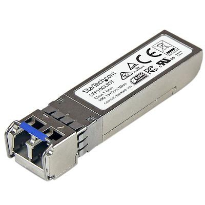 Cisco SFP-10G-LR Compatible SFP+ Module - 10GBASE-LR - 10GbE Single Mode Fiber SMF Optic Transceiver - 10GE Gigabit Ethernet SFP+ - LC 10km - 1310nm - DDM Cisco Firepower, ASR9000, C9300