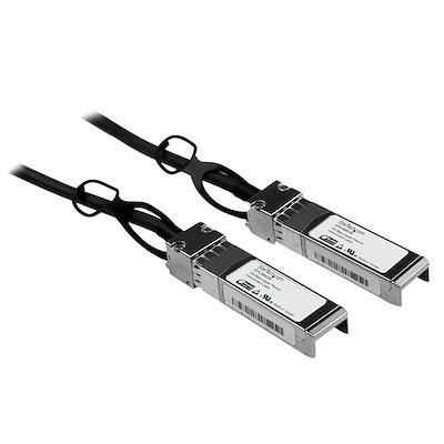Cisco SFP-H10GB-CU3M Compatible 3m 10G SFP+ to SFP+ Direct Attach Cable Twinax - 10GbE SFP+ Copper DAC 10 Gbps Low Power Passive Mini GBIC/Transceiver Module DAC Firepower ASR920 ASR9000