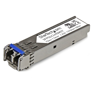 Cisco GLC-LH-SM Compatible SFP Module - 1000BASE-LX/LH - - 1GE Gigabit Ethernet SFP - LC 10km - 1310nm - Cisco IE3400, IE3300, IE3200