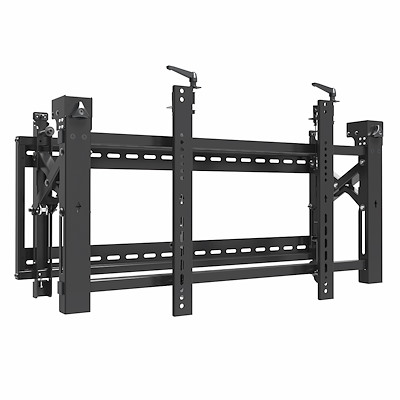 Video Wall Mount - Pop-Out Design - Micro-Adjustment