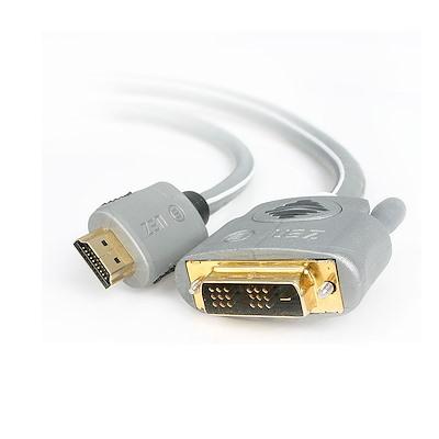 Premium 3.3 ft (1m) HDMI to DVI-D Cable - M/M