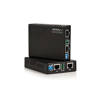 10/100 VDSL2 Ethernet Extender Kit over Single Pair Wire – 1km