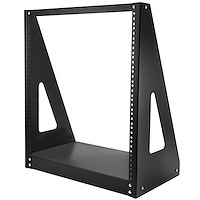 Heavy Duty 2-Post Rack - 12U