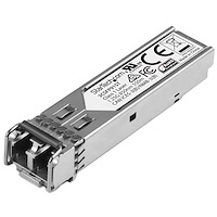 HPE 3CSFP91 Compatible SFP Module - 1000BASE-SX - 1GbE Multi Mode  Fiber Optic Transceiver - 1GE Gigabit Ethernet SFP - LC 550m - 850nm - DDM HPE 3812, 3824, 3848