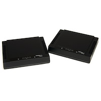 4 Port 10/100 VDSL2 Ethernet Extender Kit over Single Pair Wire - 1km