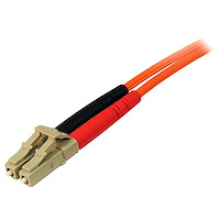 Multimode Duplex Fiber Cable (50/125, LC-LC)