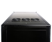 41U 36in Black Server Rack Cabinet