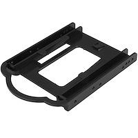 "2.5"" SSD/HDD Mounting Bracket for 3.5"" Drive Bay - Tool-less Installation"