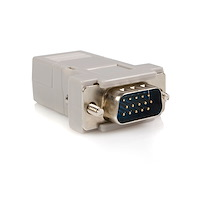 High Density DB15 Male VGA Solder Connector