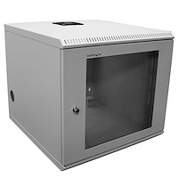 10U 19in Wall Mounted Server Rack Cabinet