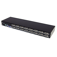 16-port KVM Module for Rack-mount LCD Consoles
