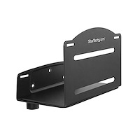 Soporte Ajustable de CPU para Pared - Base Ajustable de Ordenador para Pared - Bracket de Montaje para Ordenador