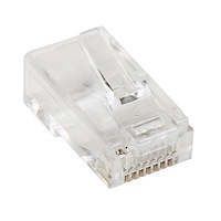 1 Piece Cat 5 RJ45 Solid Wire Connector