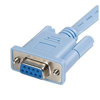 RJ45 to DB9 Cisco Console Cable - M/F