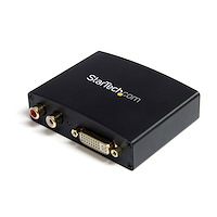 DVI to HDMI Video Converter with Audio