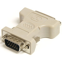DVI to VGA Cable Adapter - F/M