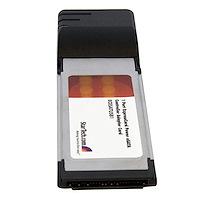 ExpressCard Power eSATA Controller Card