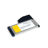 ExpressCard USB 3.0 Adapter - Flush Mount