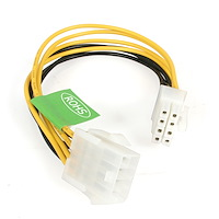 EPS 8-Pin Power Extension Cable