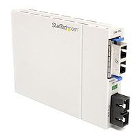 1000 Mbps Gigabit Single to Multi Mode Fiber Media Converter SC 10 km