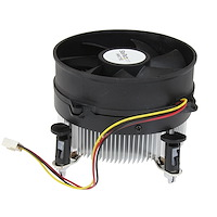 95mm Socket T 775 CPU Cooler Fan with Heatsink