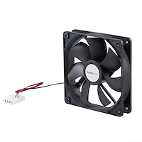 Ventilateur PC à double roulement à billes - Alimentation LP4 - 120 mm